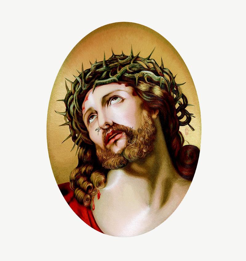 《耶穌像》