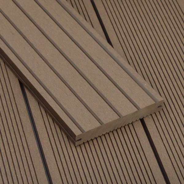 WPC Decking W140×T20mm Coffee