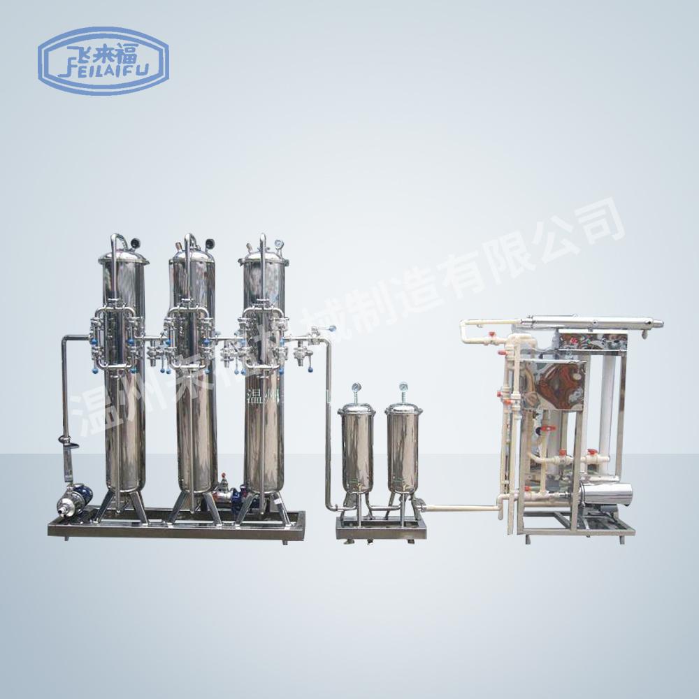 1噸小時礦泉水設備
