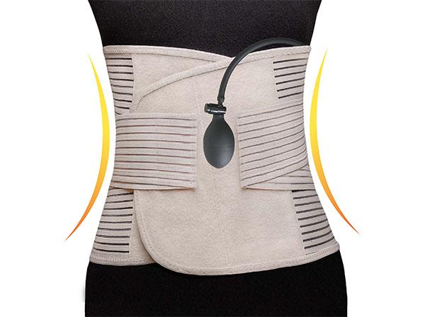 腰部固定器