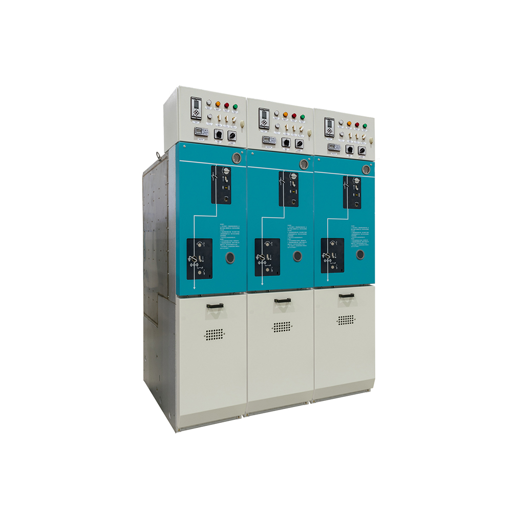 HXGT10-40.5 gas insulated metal enclosed ring network switchgear
