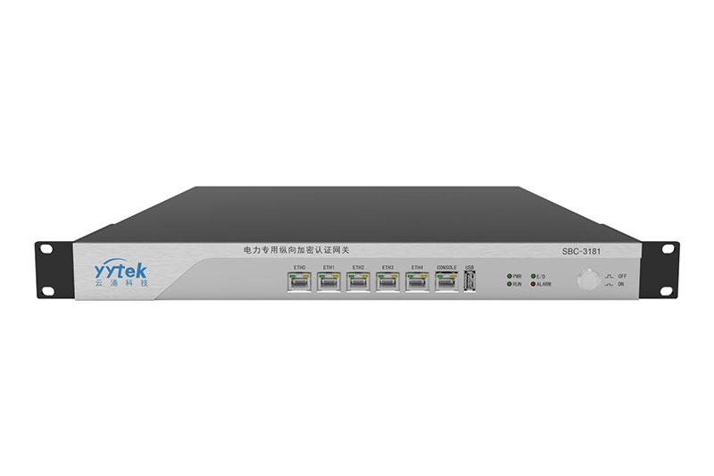 电力专用纵向加密认证装置(百兆型)