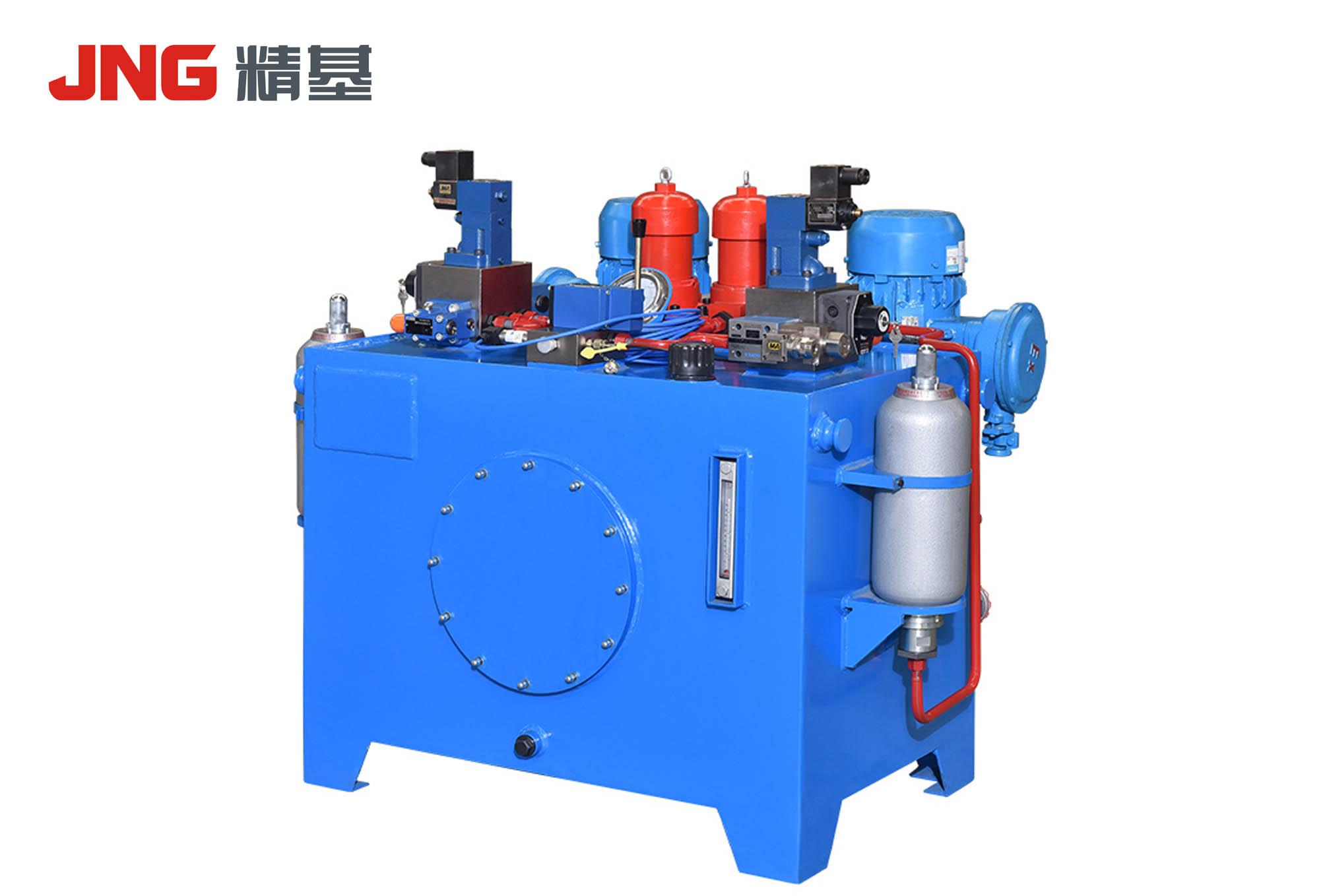 KPZ盘式制动装置液压站