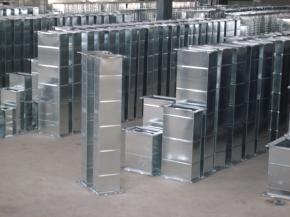 碳钢板风管