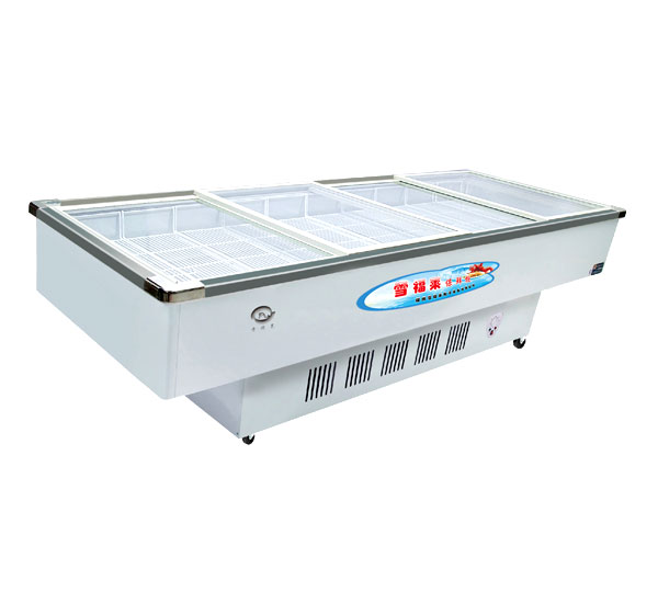 平面海鮮柜26型系列(冷凍型)