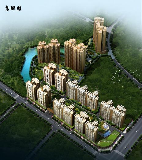 金鵬嘉苑二期住宅小區