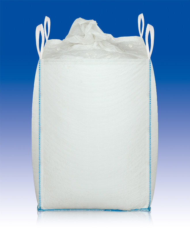 Triple combined fabric bag
