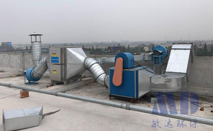 印刷行業有機廢氣治理技術研究