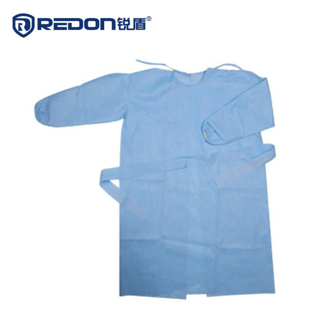 Disposable isolation suit 1422a (ordinary version)