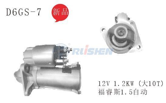 型号:D6GS-7