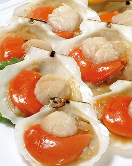 優質蝦夷扇貝