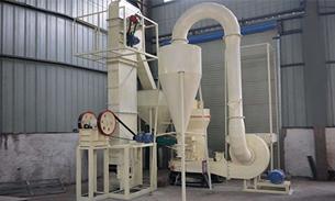 關于高壓磨粉機的維護與保養