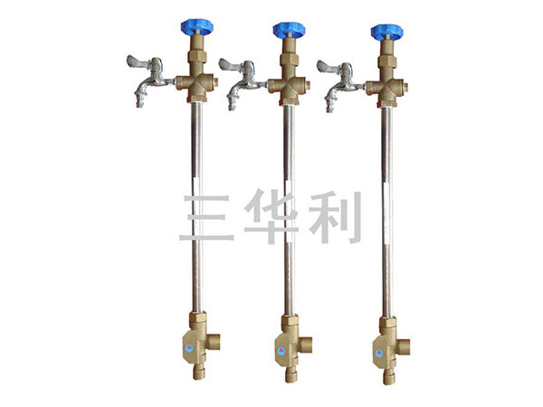 自来水立管防冻栓 SH20*1200-1
