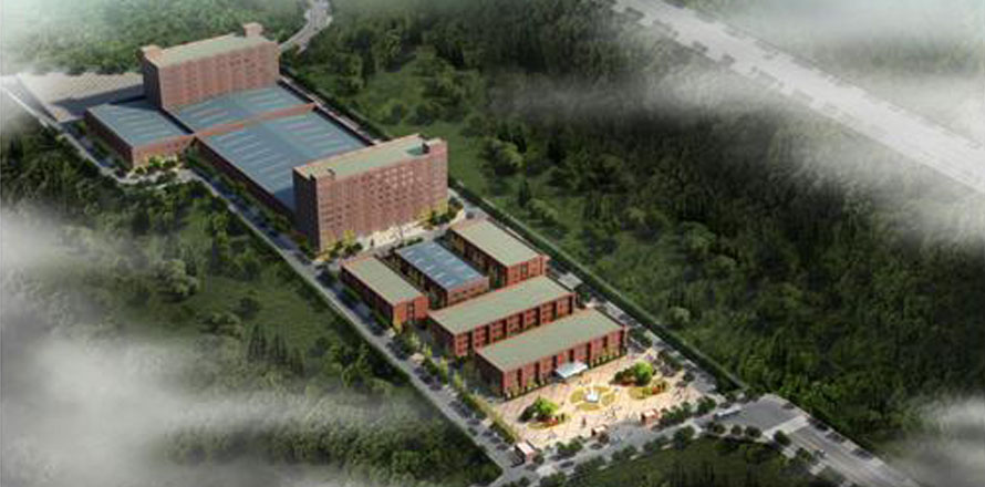 重庆峰峦置业公司丰都基地项目
