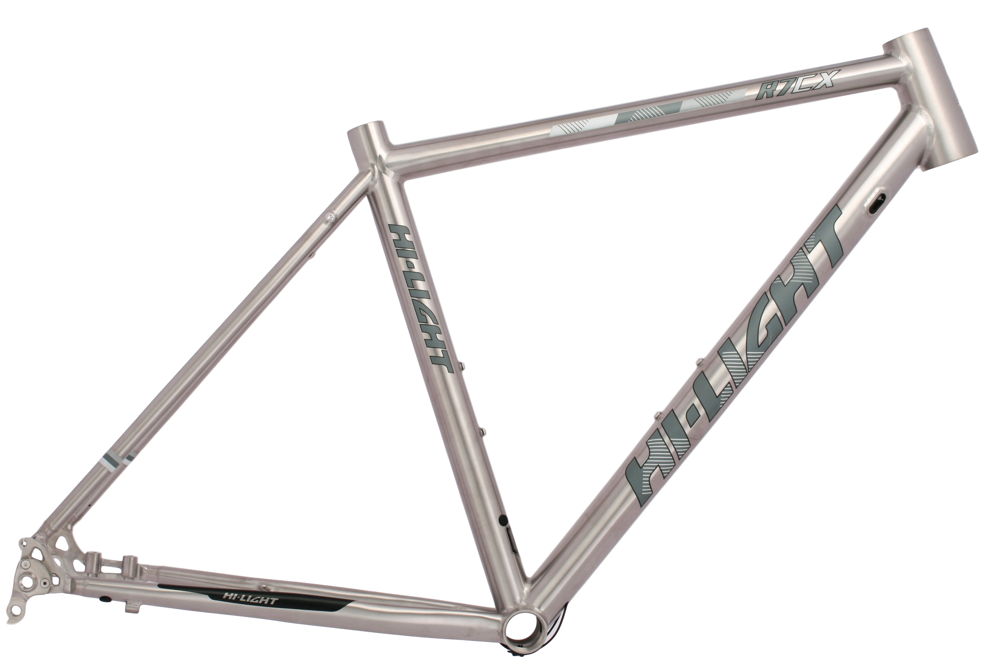 R7CX TITANIUM CYCLO-CROSS FRAME