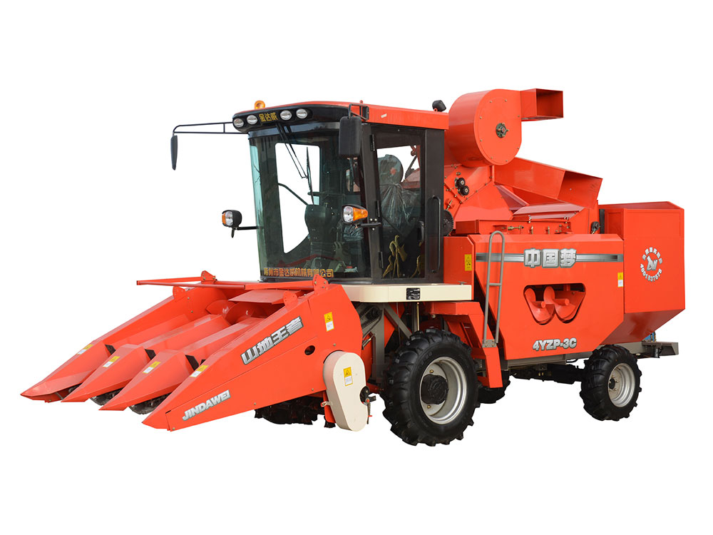 玉米机_山地玉米收割机配件的选购要点