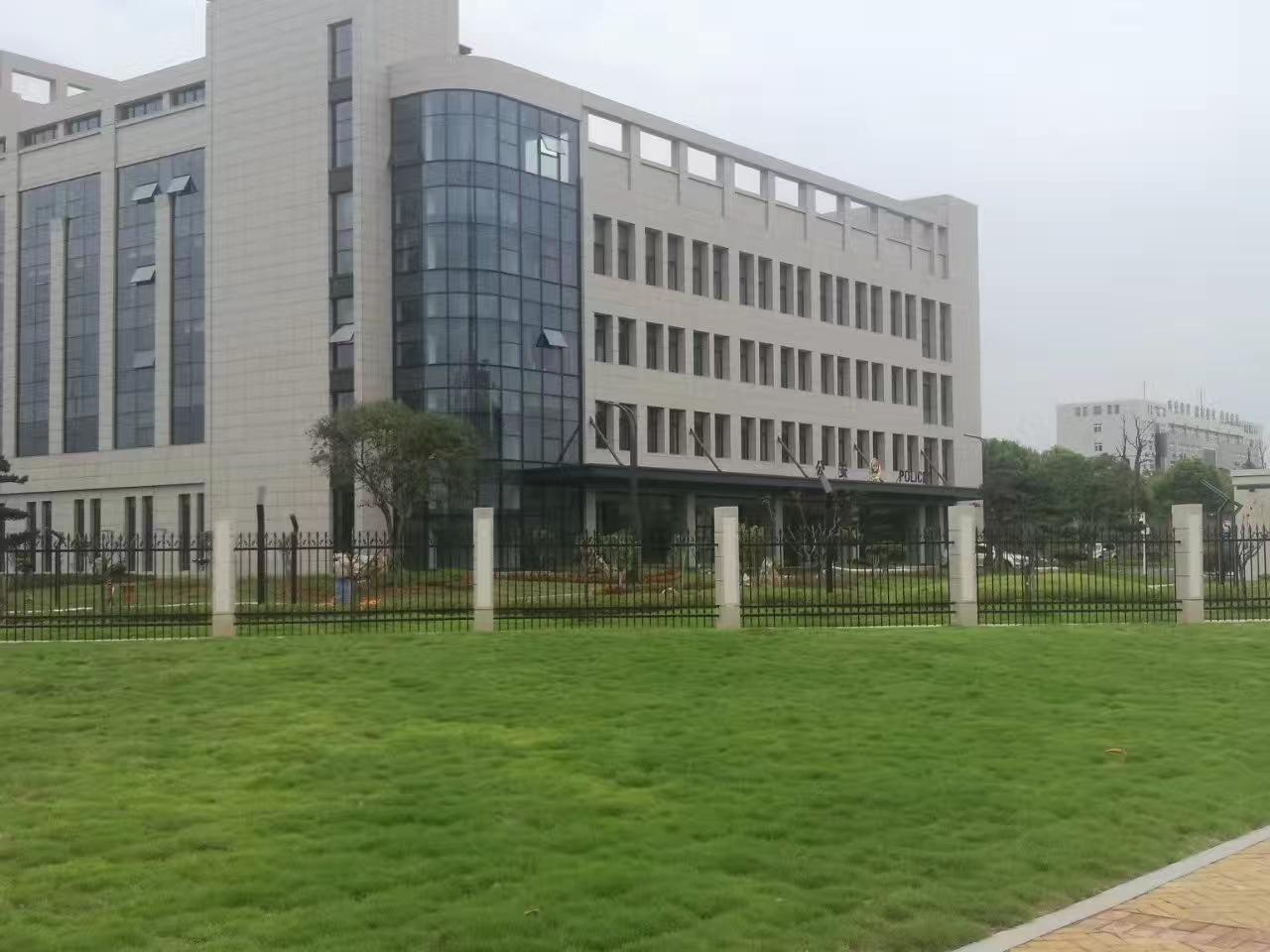 上饒市公安局業務技術用房園林綠化工程