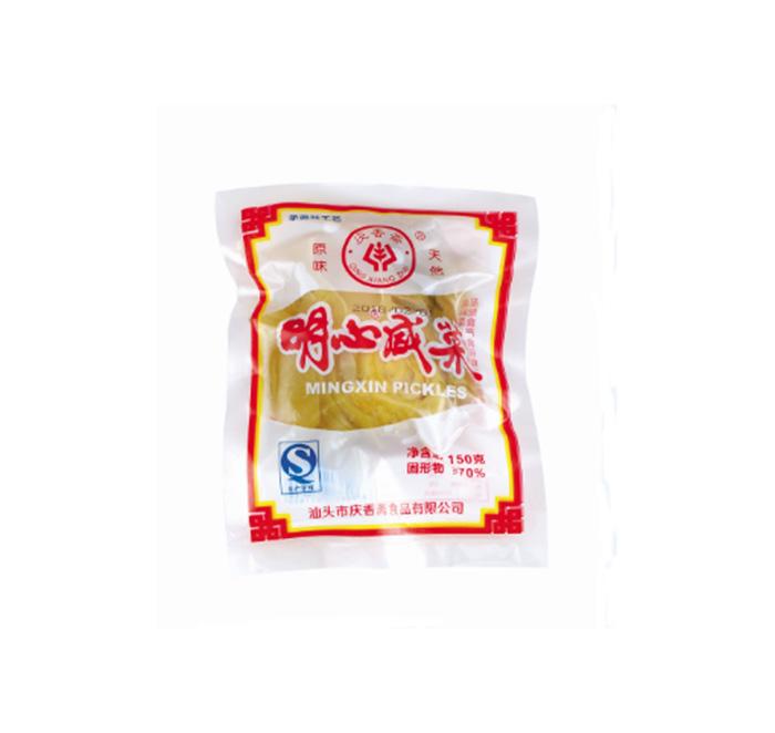 明心咸菜(150g)