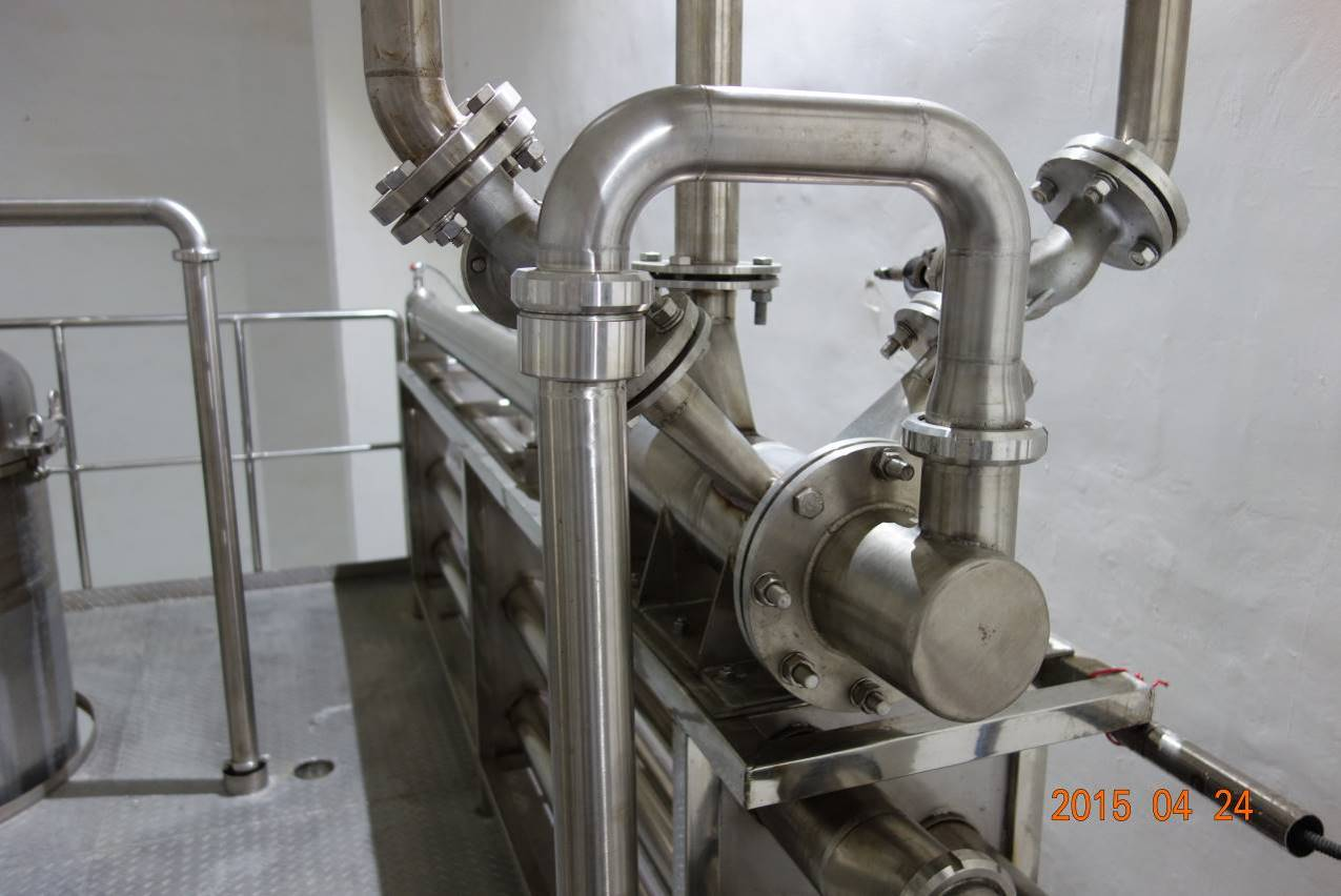 DSI蒸汽噴射式殺菌器