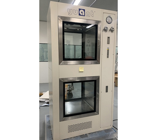 YT800000323 Double-layer self-cleaning transfer window