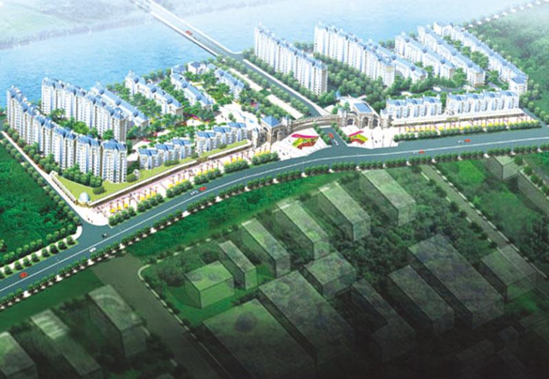 大连新豪都房地产投资有限公司世纪英伦项目