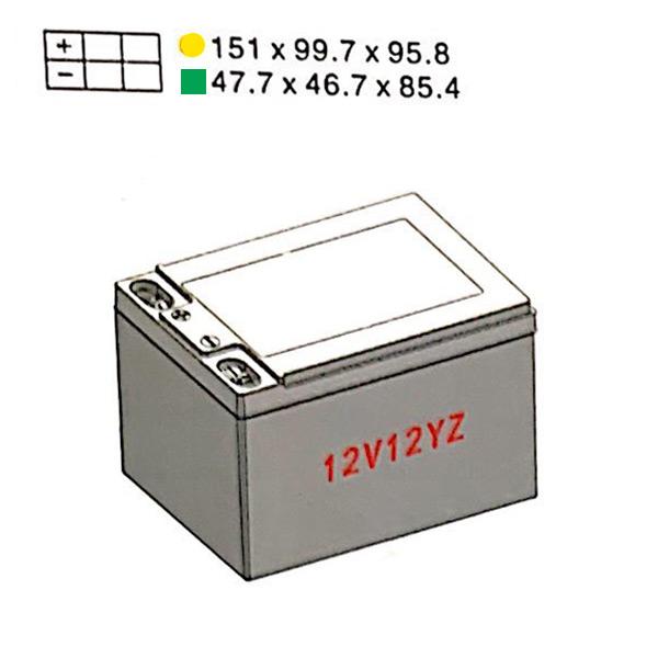 12V12YZ