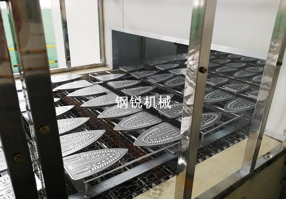 平板噴涂線系列