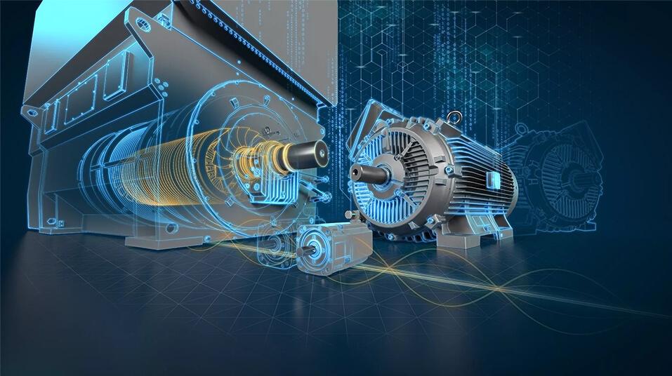 磨机用永磁变频直驱系统