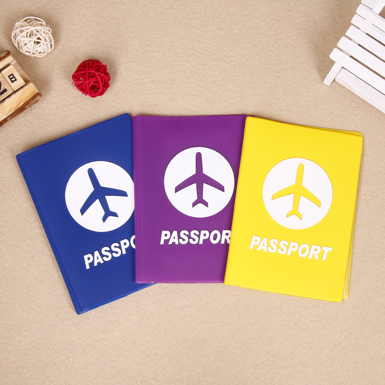 Soft Passport Case