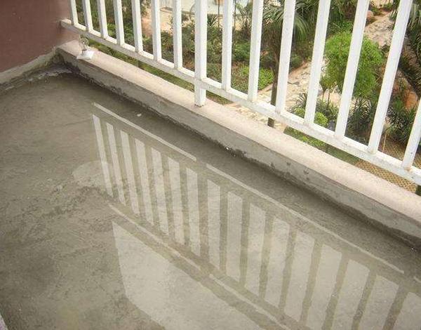 陽臺防水施工