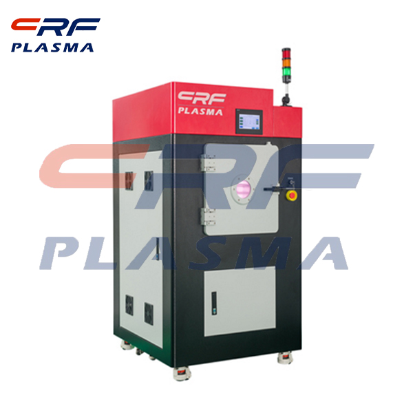 The cleaning principle of vacuum plasma cleaning machine is introduced
