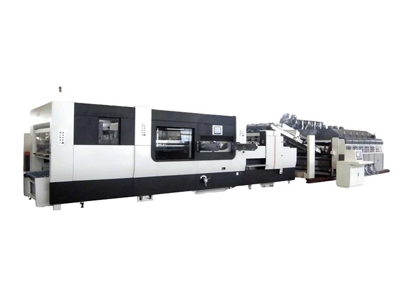 KL-型下印式自動印刷平模聯動線