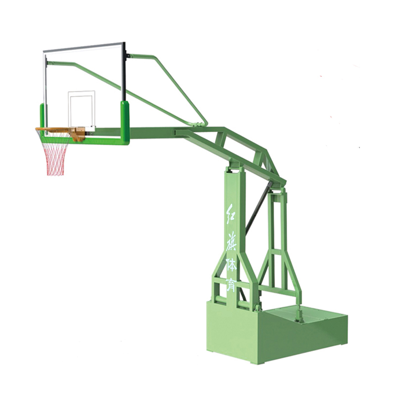 HQ-1001C Electric-hydraulic Basketball Stand