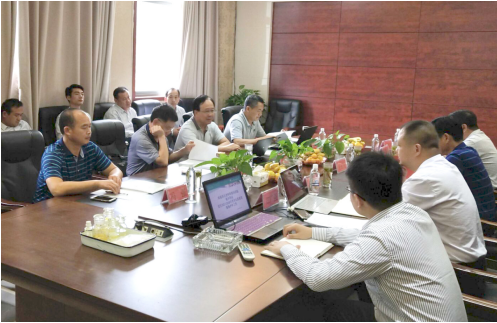 Fuyang Mayor Quality Award Evaluation Team visited Yinfeng Pharmaceutical for on-site evaluation