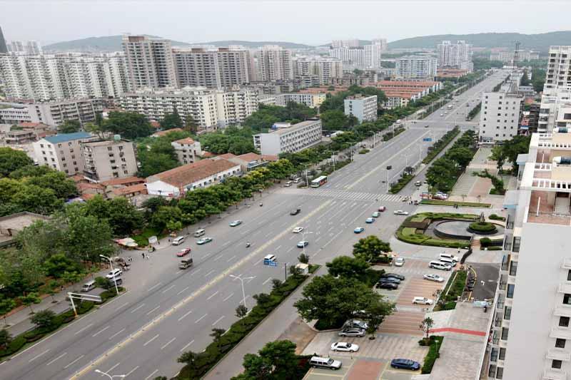 關山一路道排工程(中國市政金杯工程)