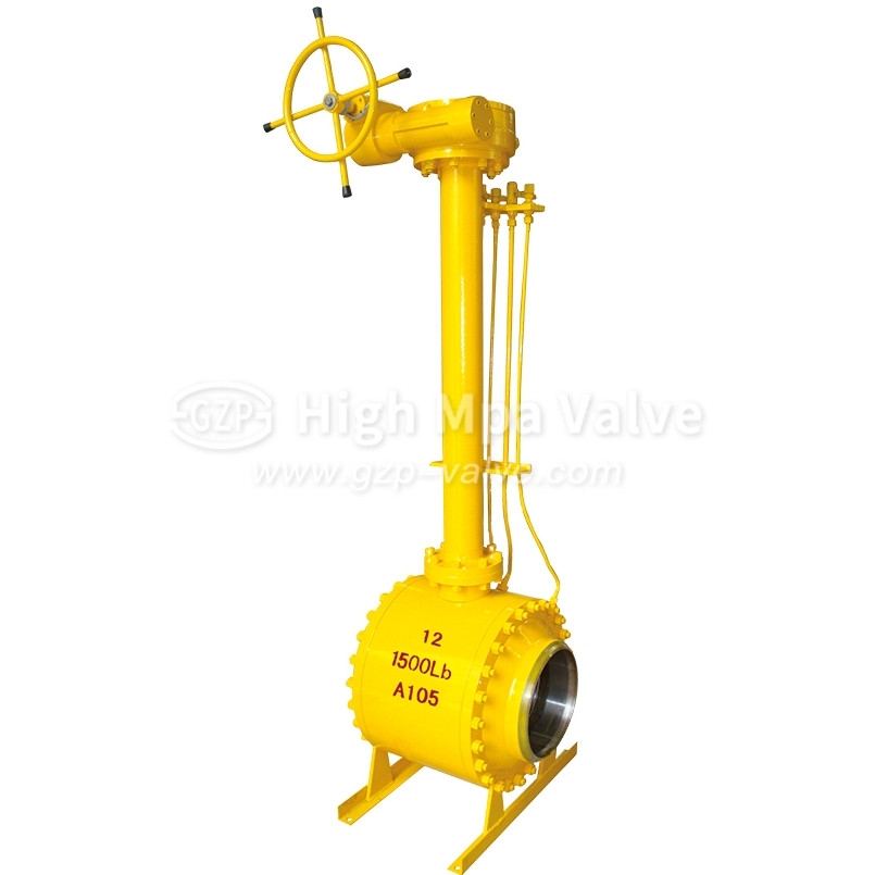 Handwheel Extend Stem Ball Valve