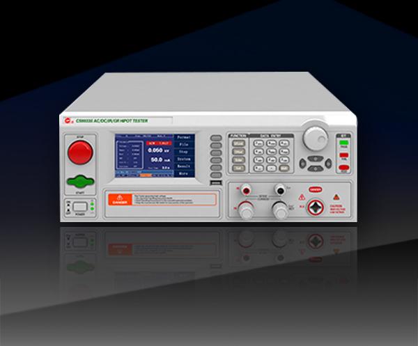 程控耐壓絕緣測試儀(AC/DC/IR/GR) CS9933S