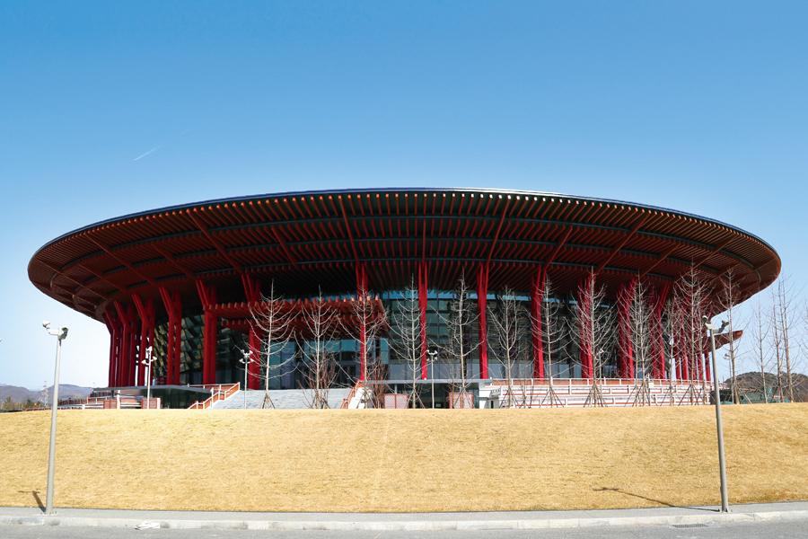 北京雁棲湖國際會展中心