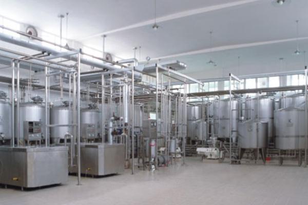 Application of high pressure homogenizer