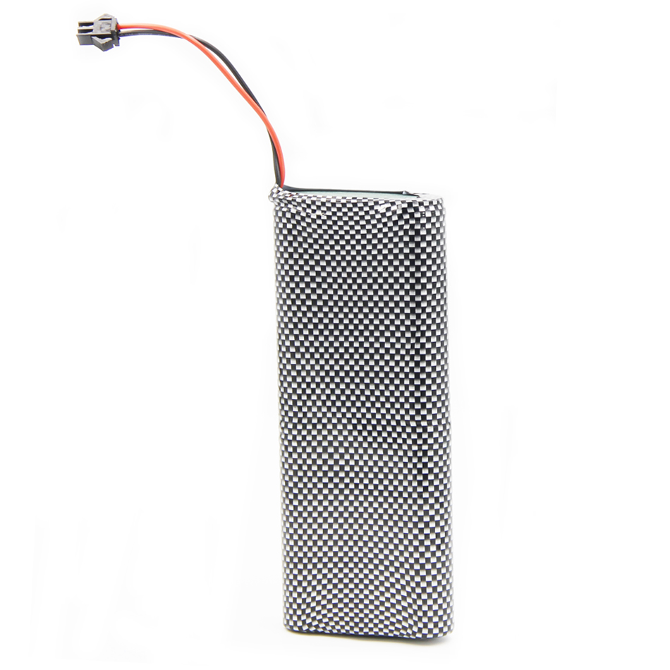 3S2P NCM/INR Lithium ion battery pack for nail dryer