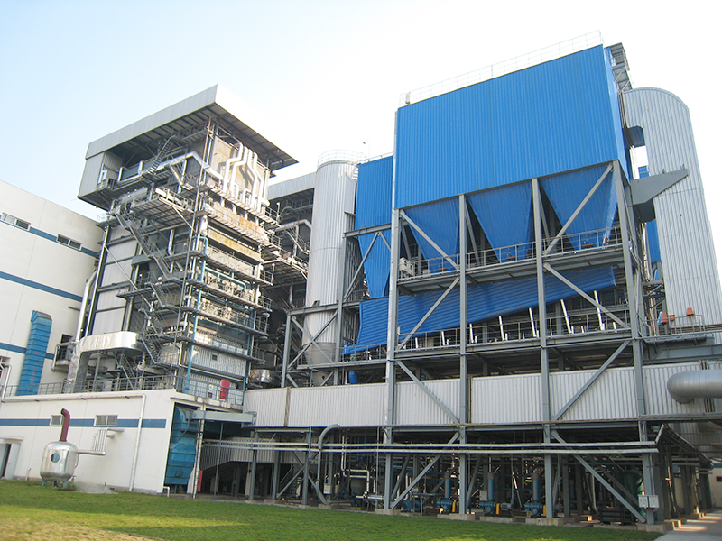 七十五噸鍋爐除塵脫硫裝置