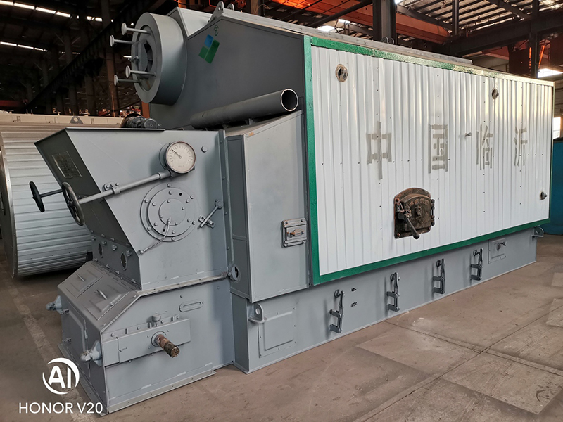 SZL type coal-fired boiler