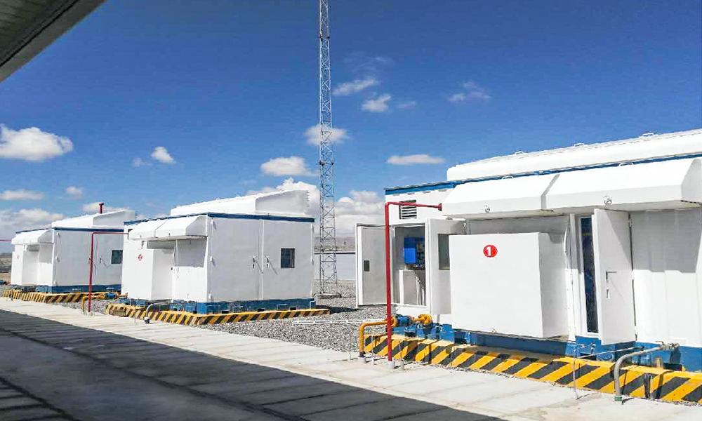 CNG標準站系統解決方案