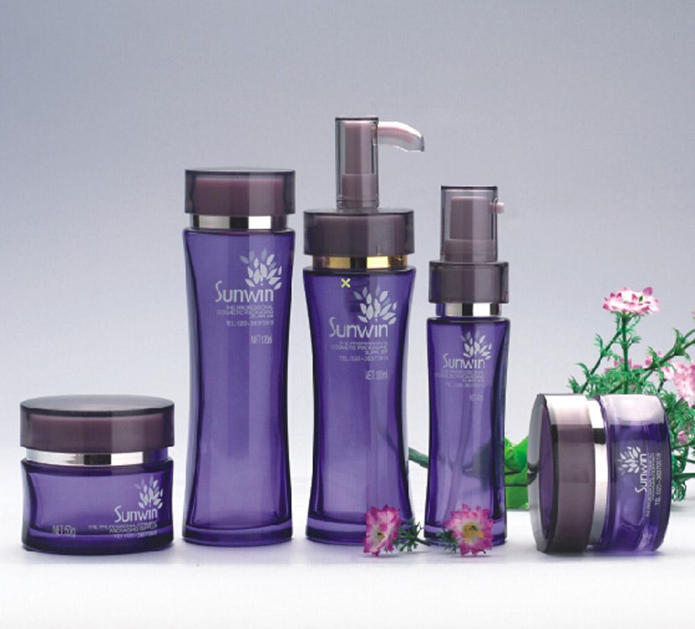 化妆品瓶_乳液瓶的包装设计