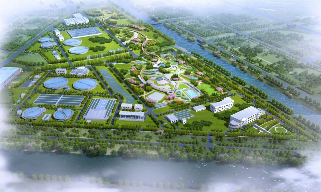 上海安亭汙水處理有限公司