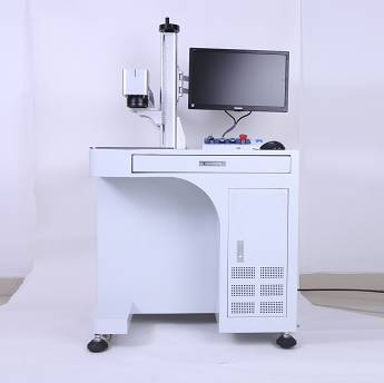 Hand-held laser marking machine maintenance method