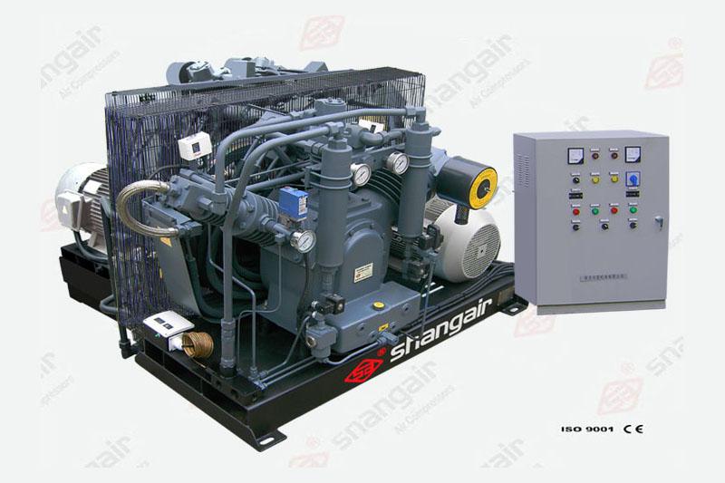 60WHS、70WHS空气压缩机(双机)