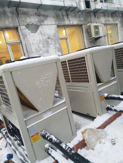 大慶采油三廠25P復疊機組采暖系統