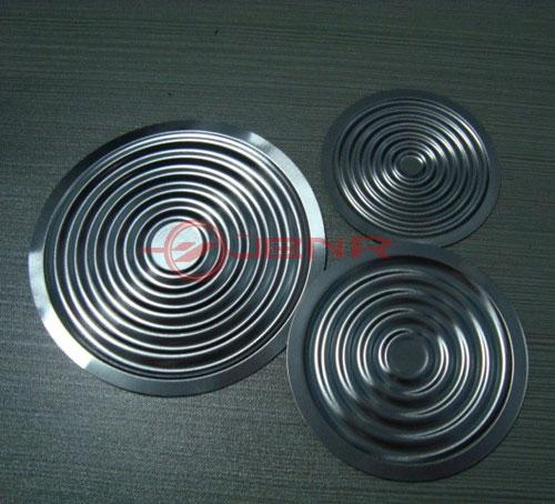 Molybdenum/ Moly/ Mo fabricated part