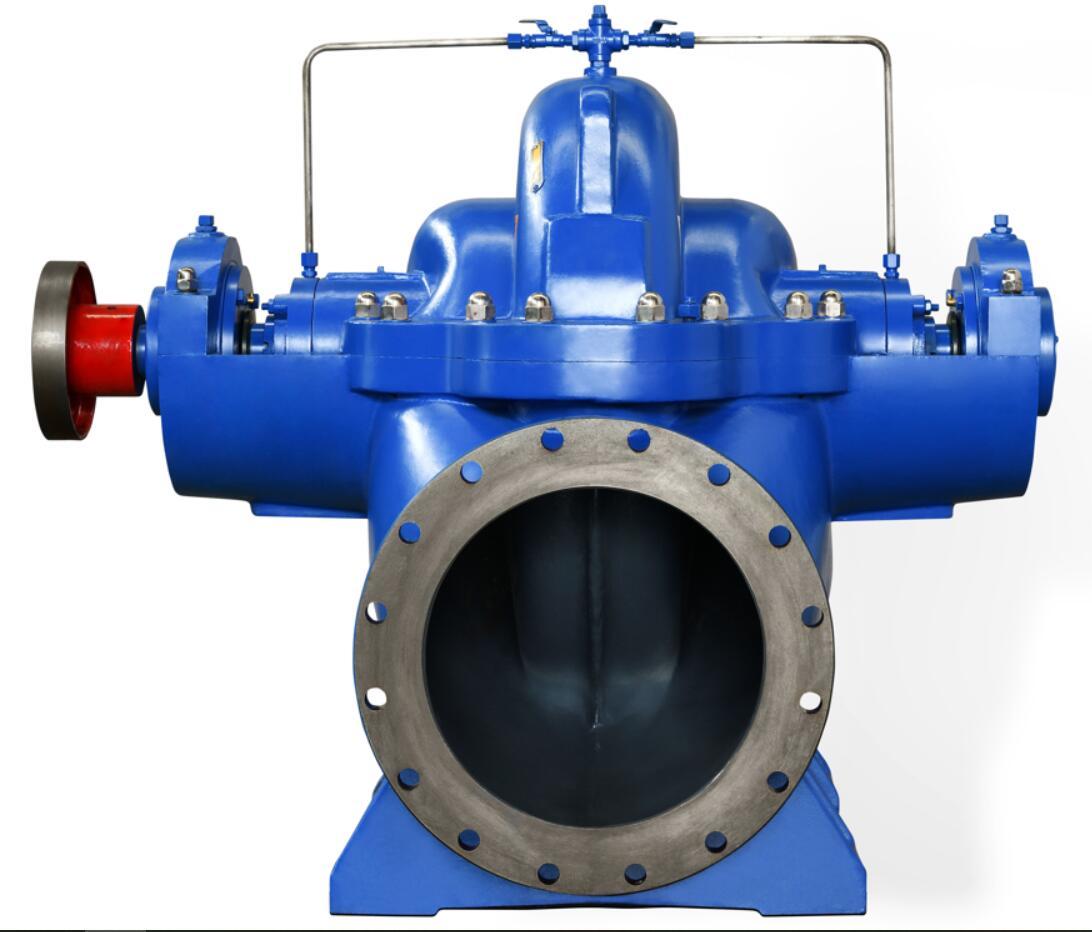 MS單級雙吸離心泵